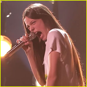 Courtney Hadwin Proves to 'AGT' Judges That She Deserved That Golden Buzzer