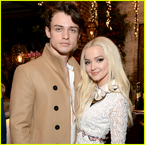 Dove Cameron & Thomas Doherty Begin Filming 'Two Wolves'