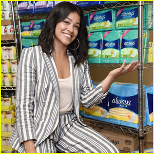 Gina Rodriguez Supports A Good Cause After Her Engagement News!