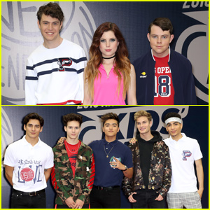 In Real Life & Echosmith Take the Stage at Arthur Ashe Kids' Day 2018