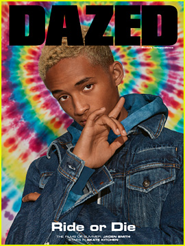 Jaden Smith Reveals What He'd Do If He Wasn't Famous!
