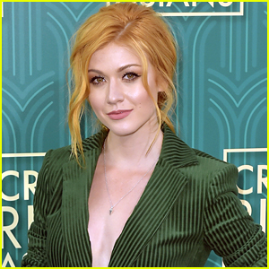 Katherine McNamara Shares Meaning Behind Her Tiny New Gingko Tattoo