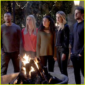 The Mikaelsons Could Pop Up on 'Originals' Spinoff Series 'Legacies'