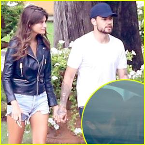 Liam Payne Spotted Kissing Rumored Girlfriend Cairo Dwek