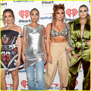 Little Mix Celebrate 7 Years Since Their 'X Factor' Debut!