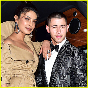 Nick Jonas' Fiancee Priyanka Chopra is Showing Off Her Engagement Ring!
