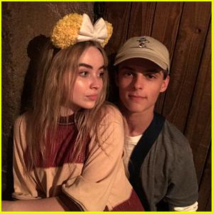Sabrina Carpenter Pokes Fun At Dating Rumors While Wishing Corey Fogelmanis Happy Birthday