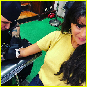 Selena Gomez Shows Off Her Two New Tattoos!