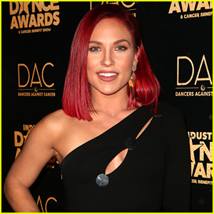 Sharna Burgess Decided Not To Do 'DWTS Juniors' For This Reason