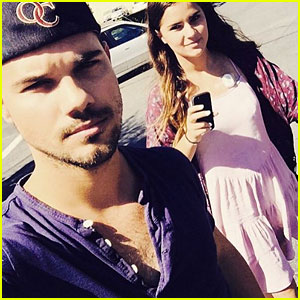 Taylor Lautner Stays by Sister Makena's Side After Her Second Heart Surgery