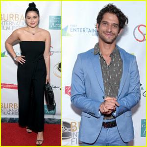 Tyler Posey & Ariel Winter Team Up for Burbank Film Festival's Closing Night Award Show