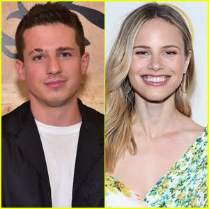 Charlie Puth Cozies Up to Halston Sage in Super Cute New Photo!
