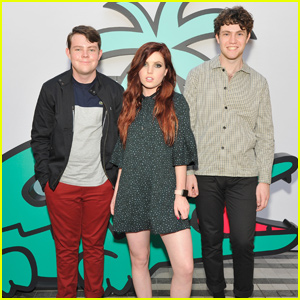 Echosmith Celebrate 'Lacoste's New Store With Special Performance