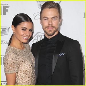 Derek Hough & Hayley Erbert Rescue Stray Kitten