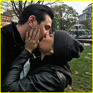 Janel Parrish & Chris Long are Married!