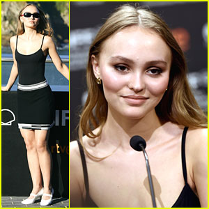 Lily-Rose Depp Sends BFF Grace Leichter Birthday Wishes