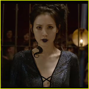 JK Rowling Defends Claudia Kim's Casting as Nagini in 'Fantastic Beasts: The Crimes of Grindelwald'