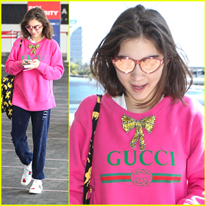 Rowan Blanchard Shares Skin Care Tips For Traveling