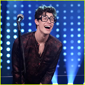 Shawn Mendes Plays The 'Slay It, Don't Spray It' on 'Tonight Show'