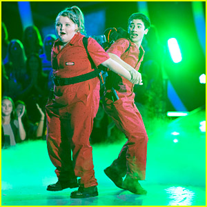 Honey Boo Boo is A Ghostbuster on 'DWTS Juniors' Halloween Night!