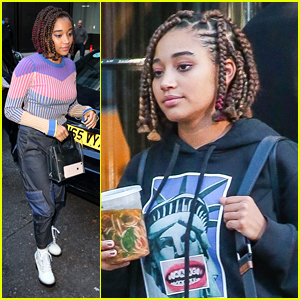 Amandla Stenberg Says White People Crying at 'The Hate U Give' Was The Goal For the Movie