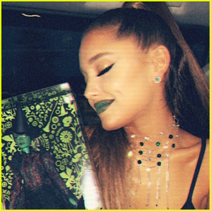 Ariana Grande Goes Green for 'Wicked' Special!