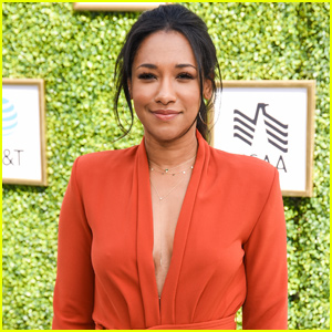 'The Flash's Candice Patton Spills on the Future of Iris & Nora's Relationship