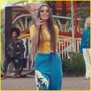 Cher Lloyd Premieres Video for Her New Single 'None Of My Business' - Watch Now!