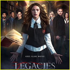 Danielle Rose Russell Leads Gifted Students in 'Legacies' First Official Poster