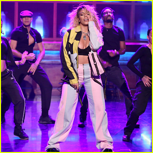 Dinah Jane Performs 'Bottled Up' on 'Tonight Show' - Watch Here!