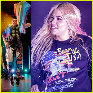 Hayley Kiyoko Watches Fans Get Engaged Again At Her Manchester Concert