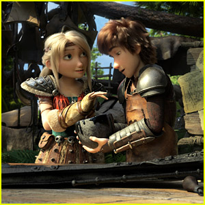 'How to Train Your Dragon: The Hidden World' Debuts New Trailer & Stills - Watch Now!