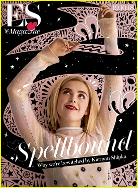 Kiernan Shipka Is Pinching Herself Over 'Chilling Adventures of Sabrina'