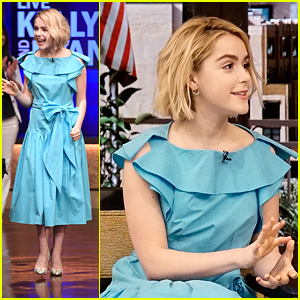 Kiernan Shipka Remembers Calling Madonna During Her One of Her First Jobs with Shaquille O'Neal