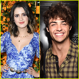 Noah Centineo Once Got Laura Marano a Birthday Gift - After Only Knowing Her For a Day!