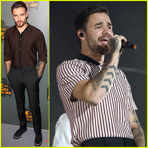 Liam Payne Chooses a Suave Look Instead of Costume for Halloween Bash