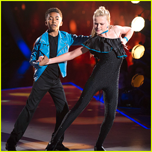 DWTS Juniors: Miles Brown & Rylee Arnold Get Dramatic with Argentine Tango - Watch Now!