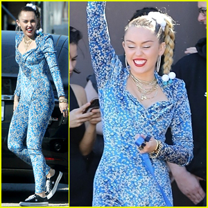 Miley Cyrus Is Working on a New Project!