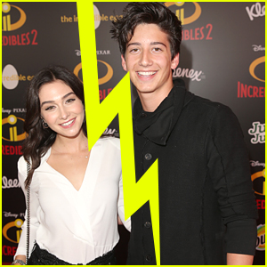 Milo Manheim Is Single & Confirms Split with Holiday Kriegel