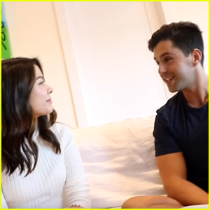 Miranda Cosgrove Reunites with Josh Peck After 4 Years - Watch Now!