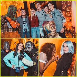 Peyton Elizabeth Lee, Ariel Winter, Elizabeth Gillies & More Head to Halloween Horror Nights