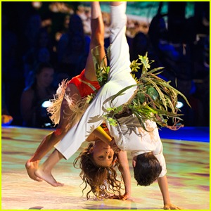 DWTS Juniors: Skateboarder Sky Brown Becomes Moana on Disney Night - Watch Now!