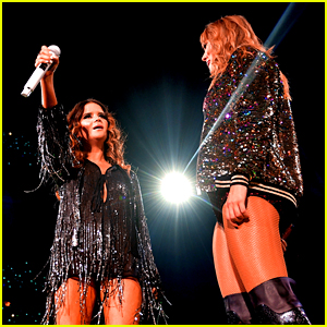 Maren Morris Is Taylor Swift's Special Guest to Sing 'The Middle'