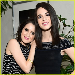 Vanessa Marano Is The Most Supportive Big Sister For Laura Marano's New Single 'Me'!