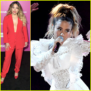 Ally Brooke Shares Her ALMA Awards 2018 Performance