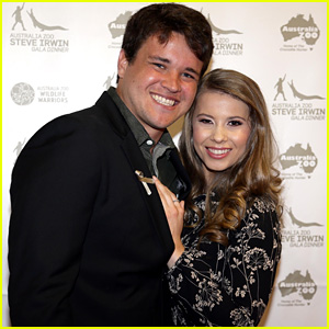 Bindi Irwin & Chandler Powell Couple Up For Steve Irwin Gala Dinner 2018