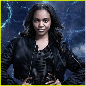 China Anne McClain Reveals Her New Song Will Be in 'Black Lightning's Episode Tonight!