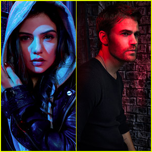 Danielle Campbell Says 'Originals' Fans Will Love Her New Series 'Tell Me A Story'