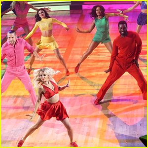 Evanna Lynch & Keo Motsepe Wowed With Mind Blowing Freestyle on 'DWTS' Finals Season 27 - Watch Now!