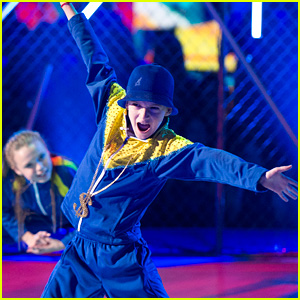Jason Maybaum Dances To His All Time Fave Song on 'DWTS Juniors' - Watch Here!
